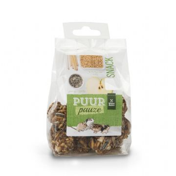 PUUR Cereal Ball Fruit & Seed 100g